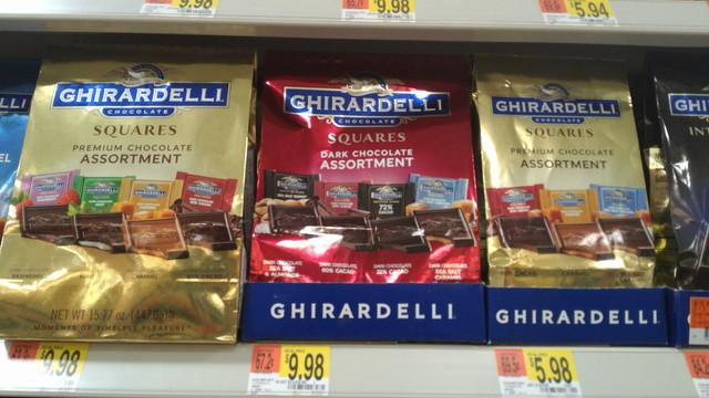 GHIRADELLI(ギラデリチョコレート各種)