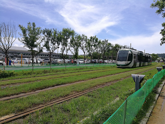 LRT(ライトレール)