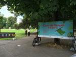 スイス・ジュネーブの公園