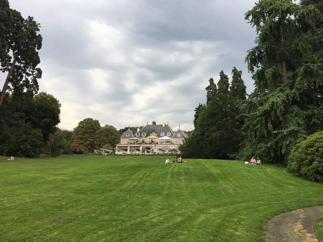 La Grange (パルク・ラ・グランジュ=ラ・グランジュ公園)