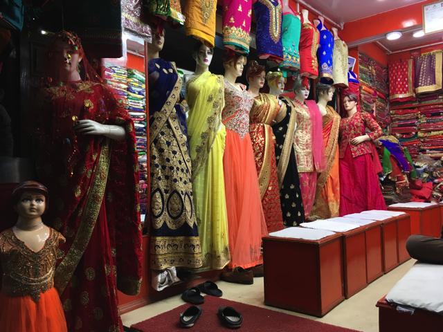 ネパールの服