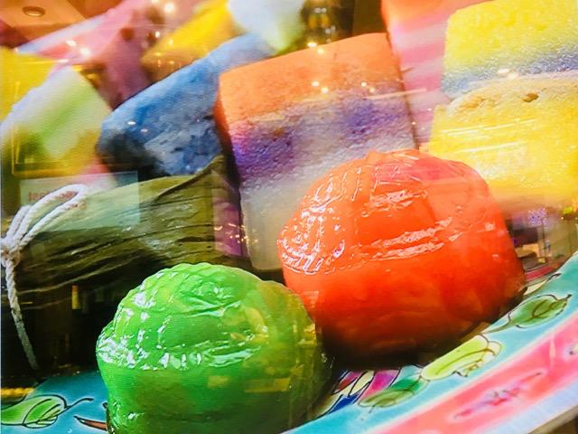 マレーシア伝統菓子・ニョニャクエ