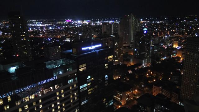 マカティの夜景