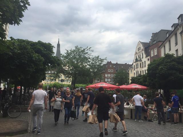 ドイツ・デュッセルドルフ
