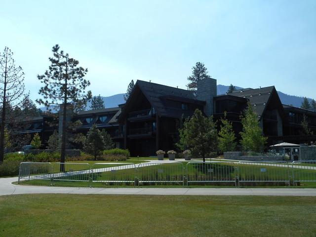 edgewood Tahoeホテル