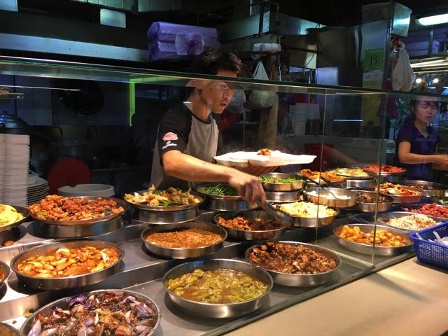 シンガポールの食べ物