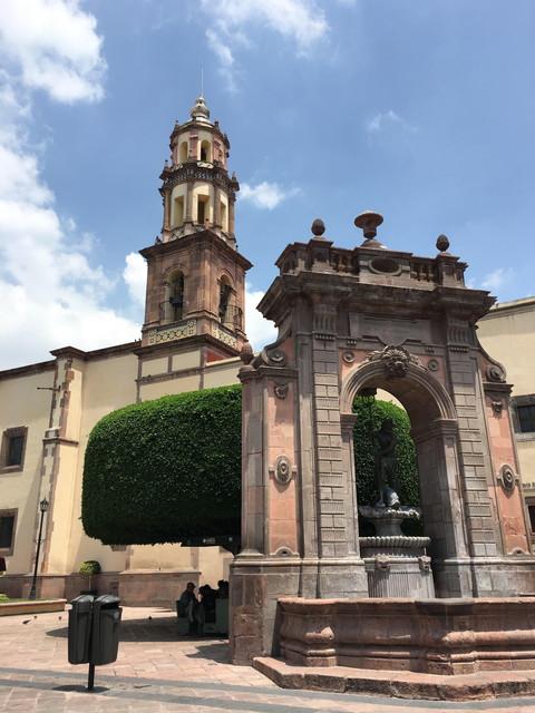 ケレタロは世界遺産都市