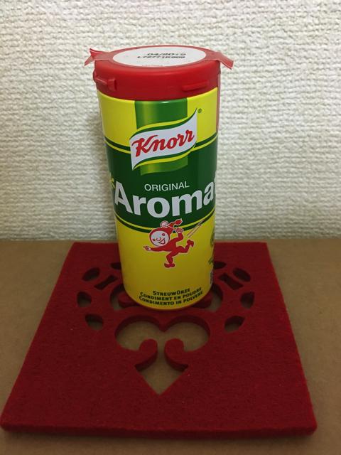 調味料Aromat