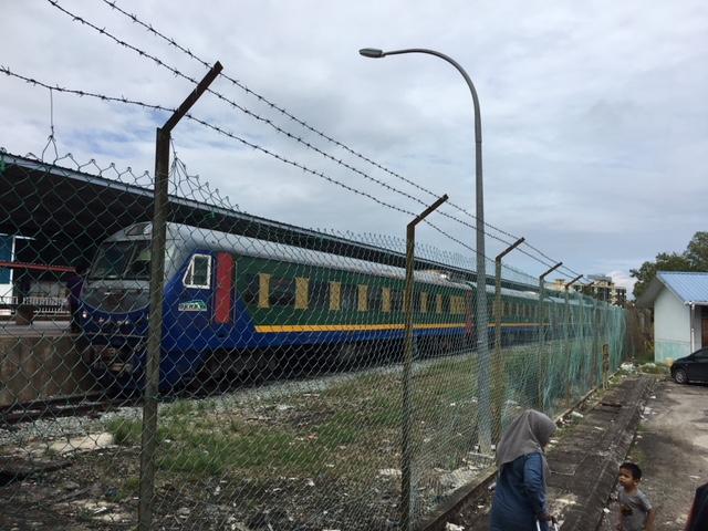 サバ州立鉄道の車両