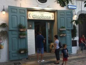 """レストラン""""Dal Ghiottone"""""""
