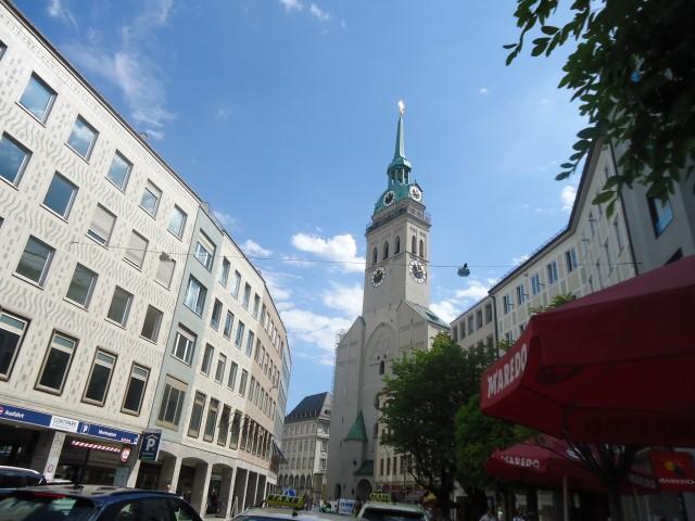聖ペーター教会(St. Peterskirche/セント・ペータースキルヒェ)