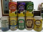 台湾ビールのフレーバーをぜひ試してみて!台湾ビール飲み比べ
