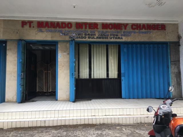 PT. MANADO INTER MONEY CHANGER
