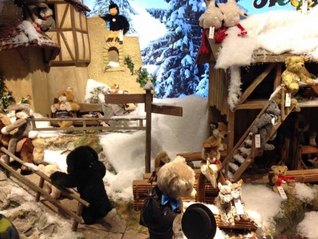 クリスマスマーケット(Weihnachtsmarkt)