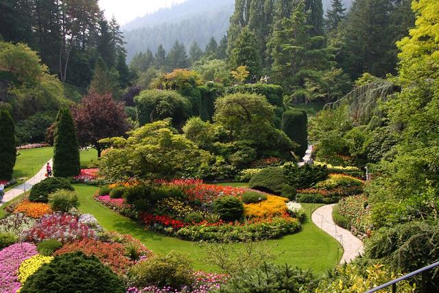ビクトリアの庭