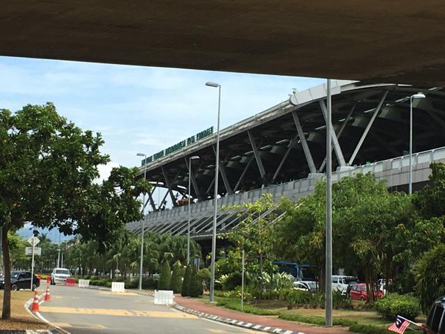コタキナバル空港
