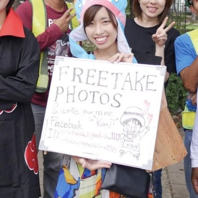 フリーの写真