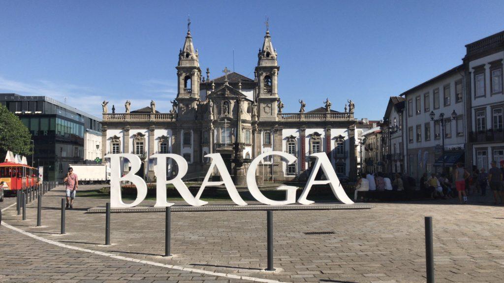 ポルトガル・ブラガ