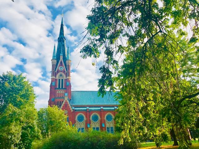 ノーショーピン(Norrköping)