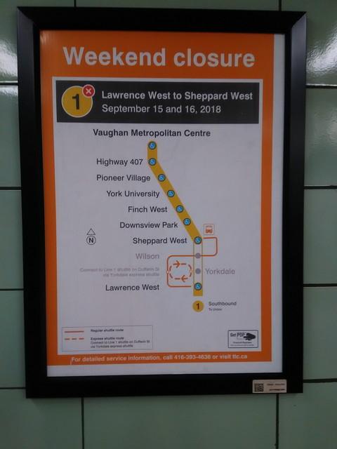 地下鉄のルート