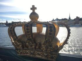 スウェーデンの王冠