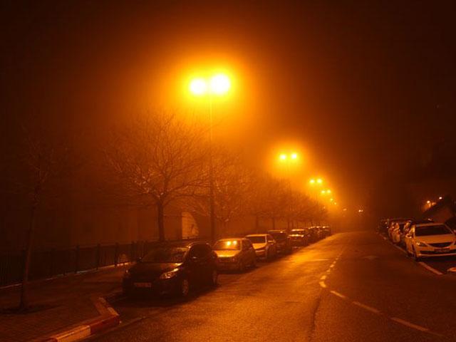 夜のミラノ