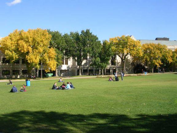 カナダの公園