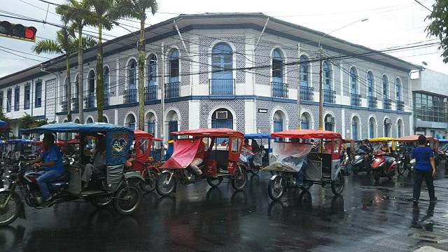 ペルーの交通