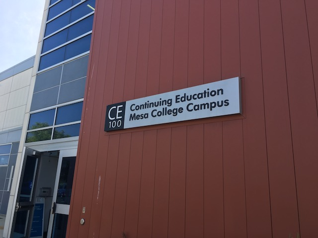 San Diego Countinuing Education