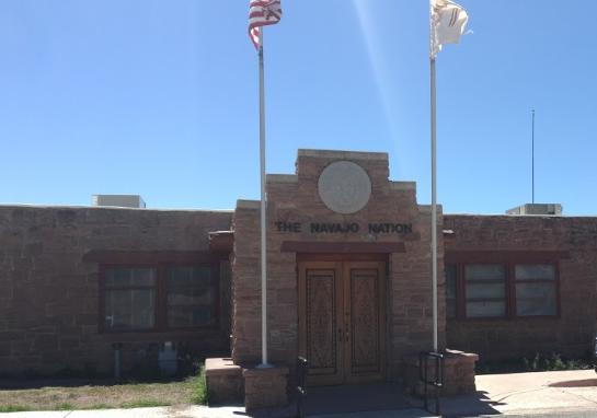 Navajo Nation(ナバホ・ネイション)の首都