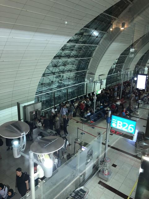 ドバイ国際空港