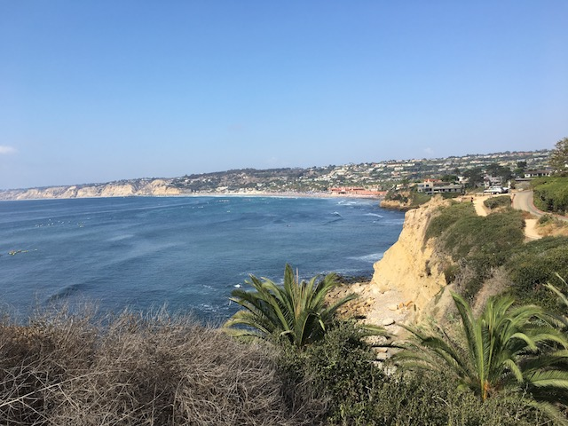 サンディエゴの風景