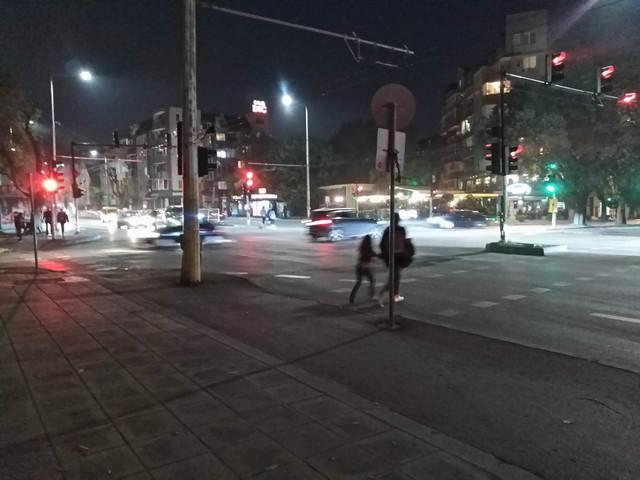 ブルガリアの夜