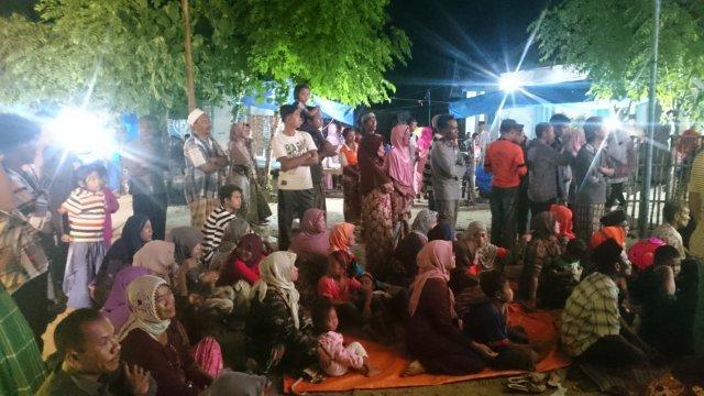 インドネシアの人々