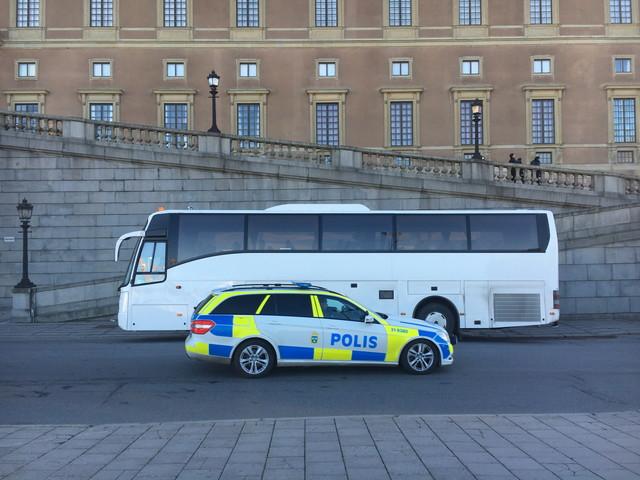 スウェーデン警察