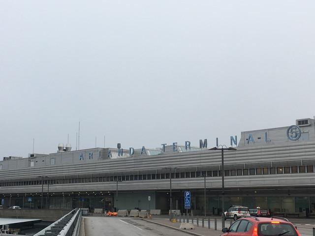 スウェーデンのアーランダ空港からストックホルム市内中心部への ...
