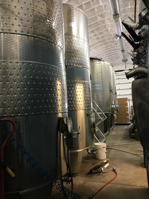 ワイン設備