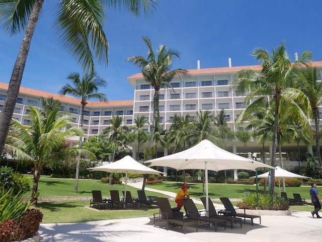セブ島のシャングリアホテル