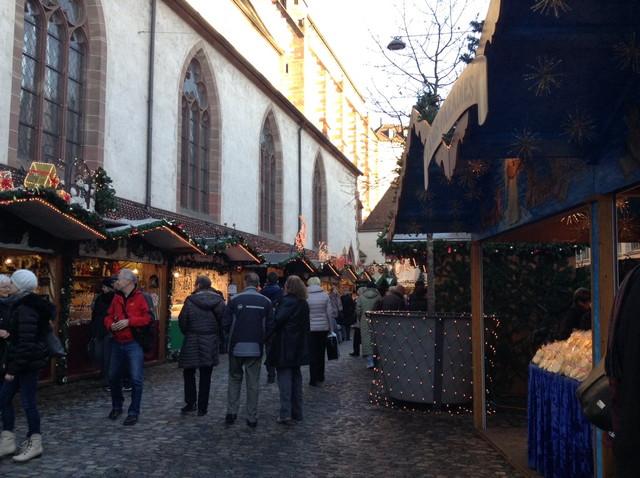 スイスのクリスマスマーケット