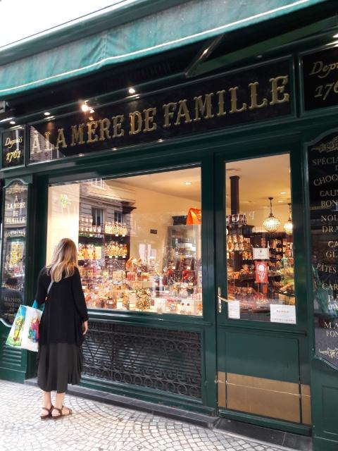 パリのお店