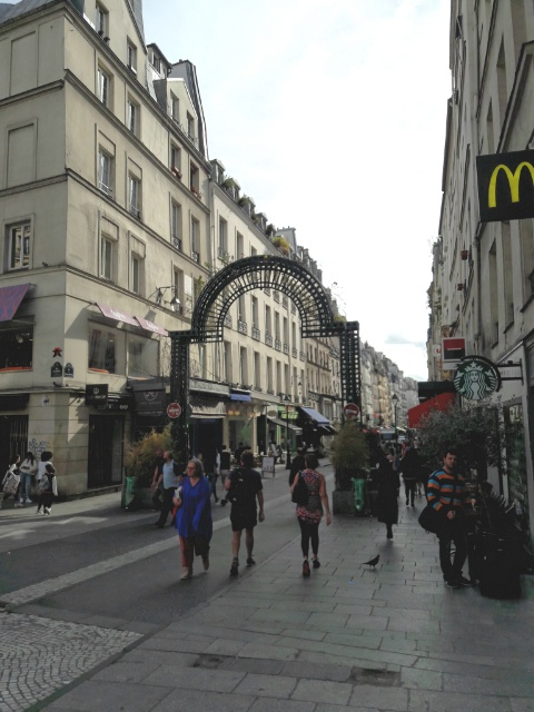 モントルグイユ通り