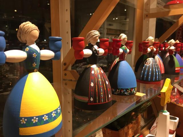 スウェーデンの人形