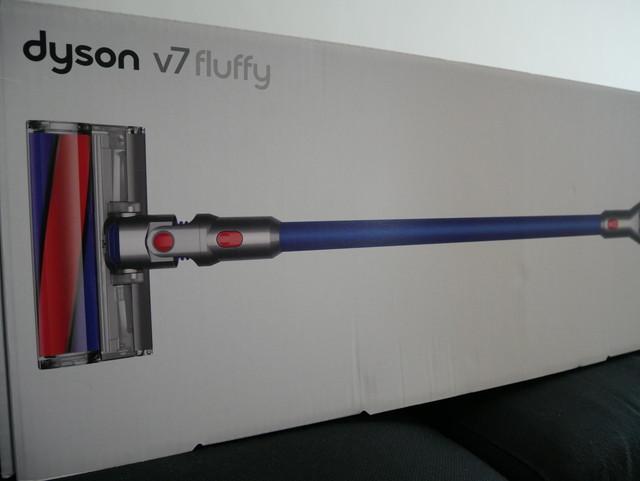Dysonの充電式掃除機