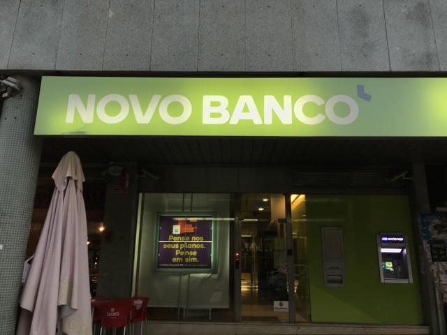 NOVO BANCO(ノーヴォ・バンコ)