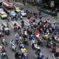 タイ・チェンマイに住むなら車があると便利!交通ルールとは?