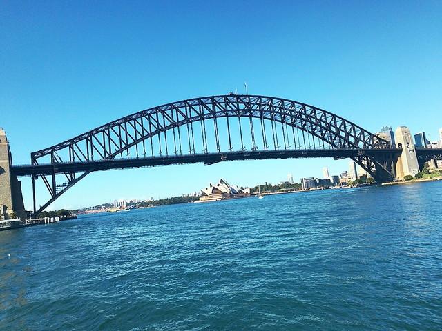 シドニーの橋