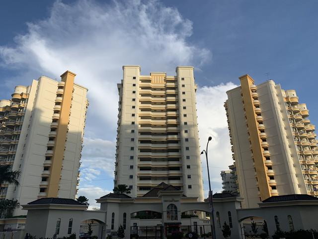 マレーシアの建物