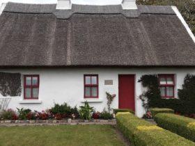 アイルランドの家