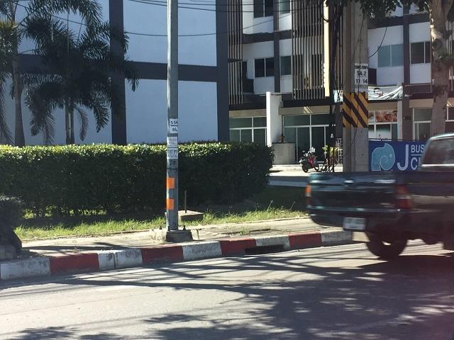 駐車禁止区間