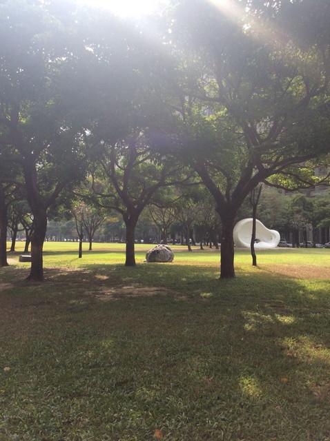 台中の公園